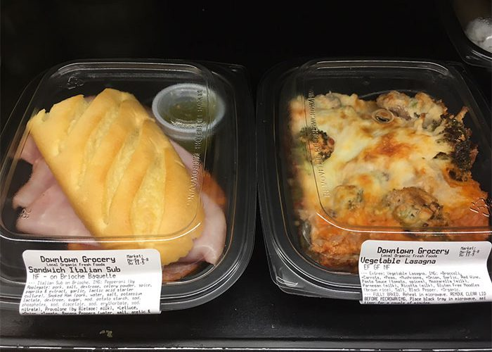 Grab & Go: Sandwiches & More